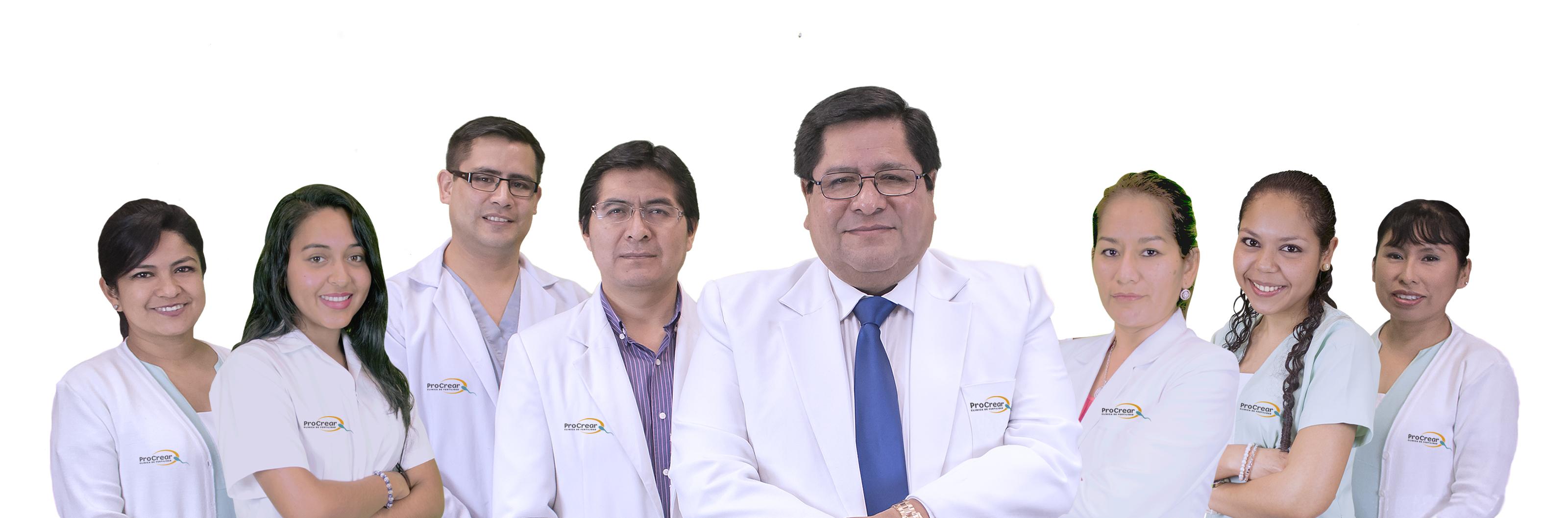 Staff Médico ProCrear