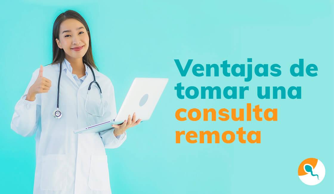 ventajas de tomar una consulta medica online remota